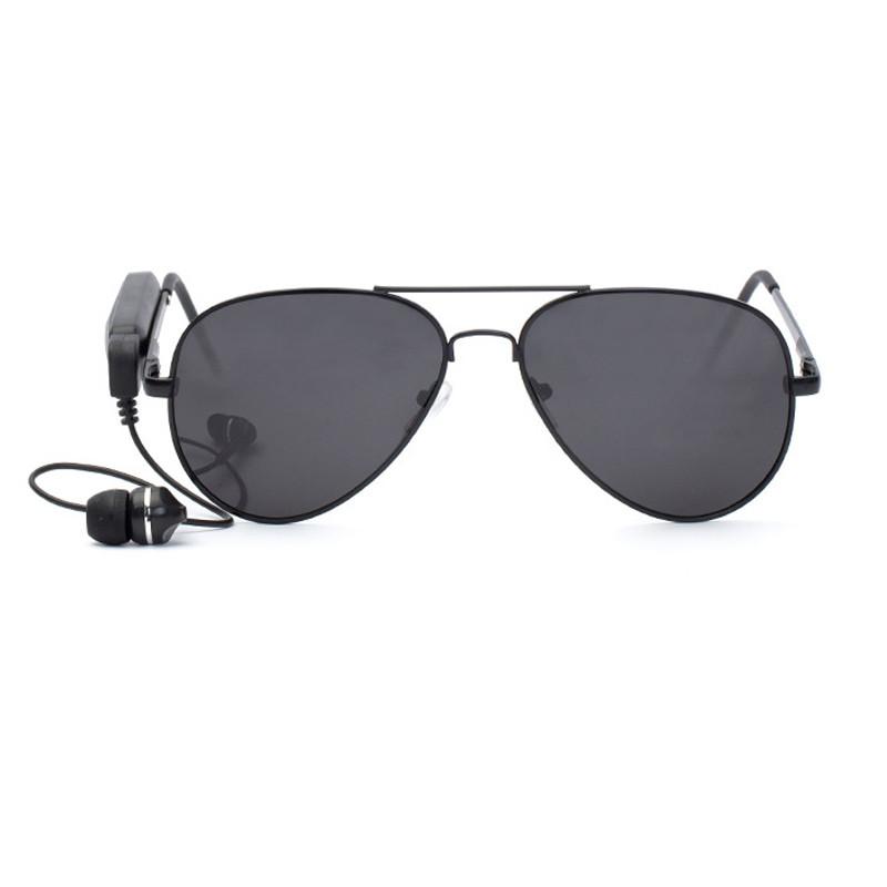 New Fahion Wireless MP3 Headset Bluetooth Polarized Sunglasses