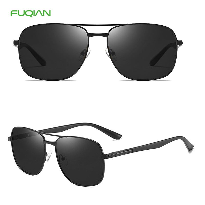 2020 Trendy Night Vision Eyewear Women Men Pilot Polarized Sunglasses