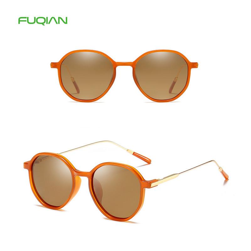 2019 Brand designer vintage polarized pilot men women sunglasses