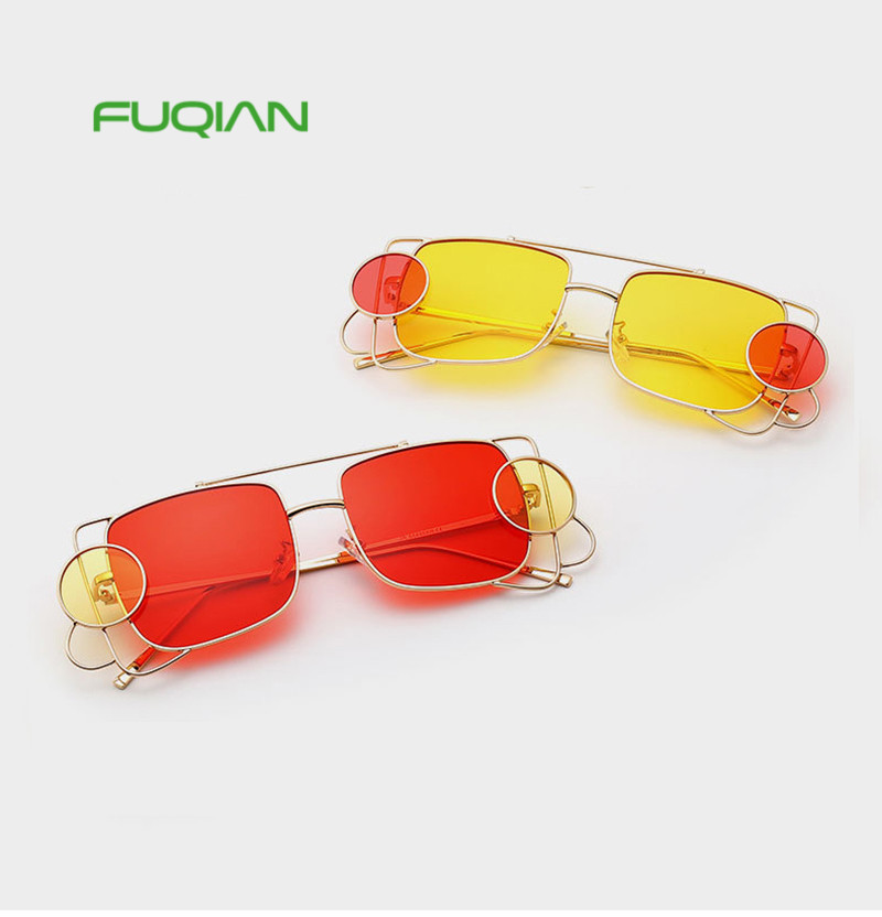2019 most popular outdoor fancy square frame polarized men women cycling driving sunglasses