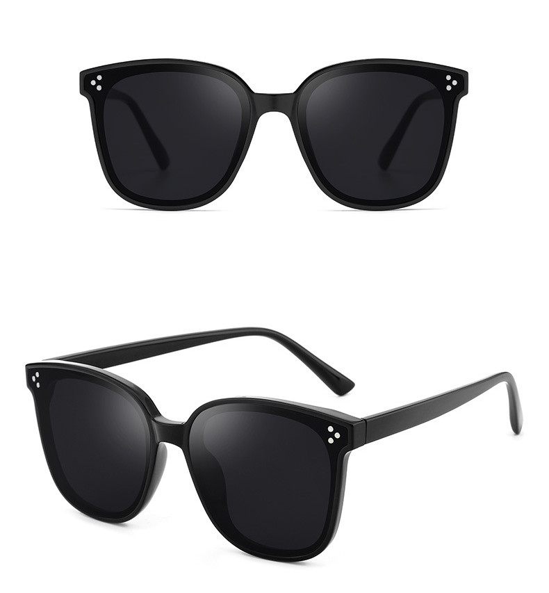 Fashion Round Frame UV400 Women Travelling Mirror Shades Men Sunglasses