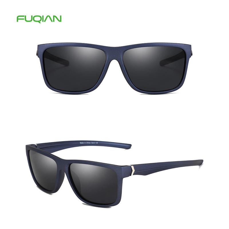 Oversized Big Rectangle Frame Women Fashion Sunglasses Newest 2019 Cool Dazzle Men