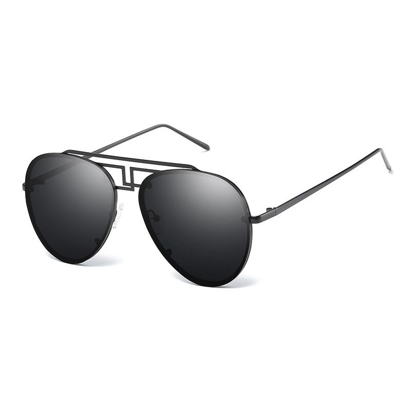 High Quality Pilot Men Driving Fishing Women Shades UV400 Sunglasses