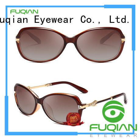 Fuqian Latest polarised sunglasses price ask online for sport