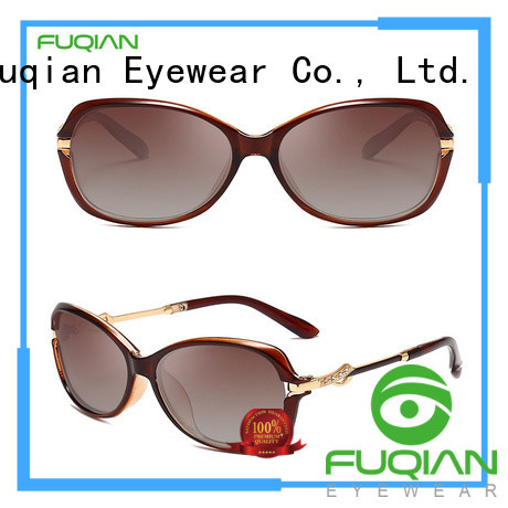 Fuqian Latest polarised sunglasses price ask online for sport