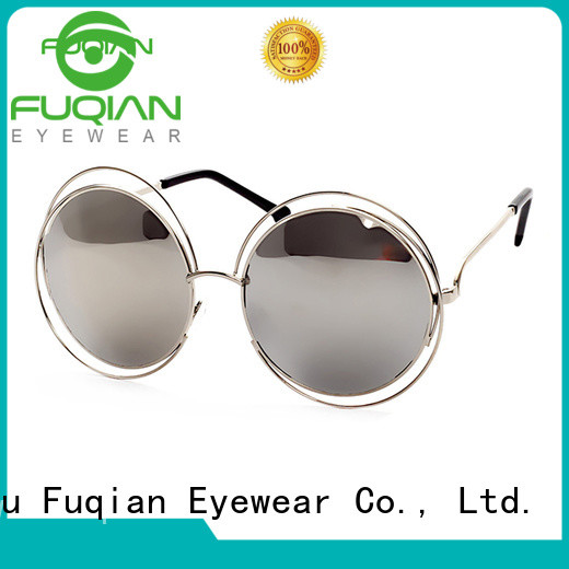 Fuqian how to tell if sunglasses are polarized customized for racing