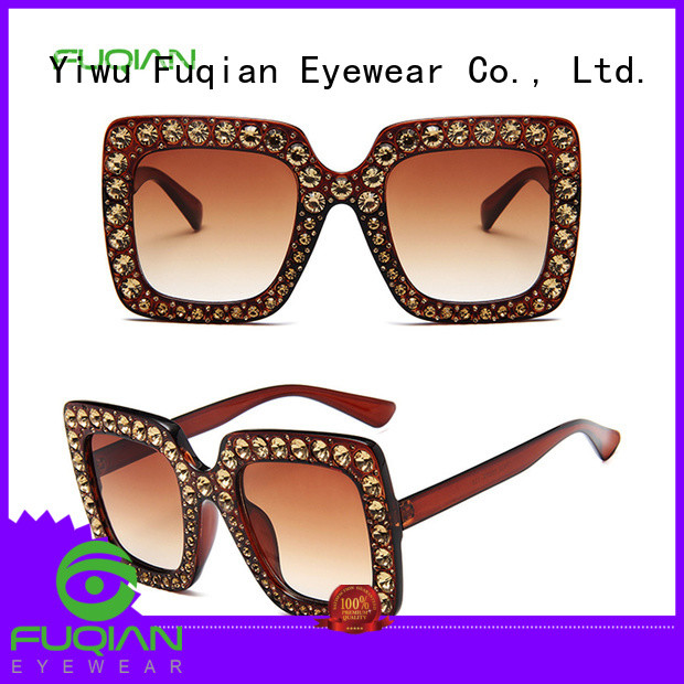 Fuqian women glasses sunglasses company for women