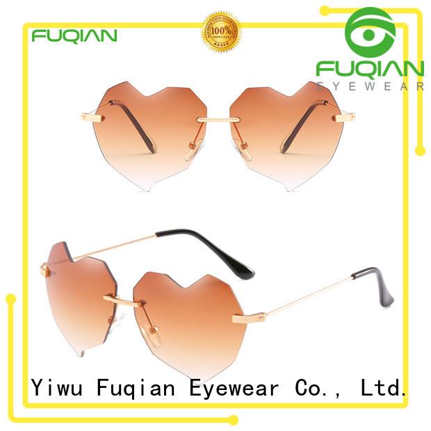 Fuqian High-quality classic sunglasses womens factory for racing