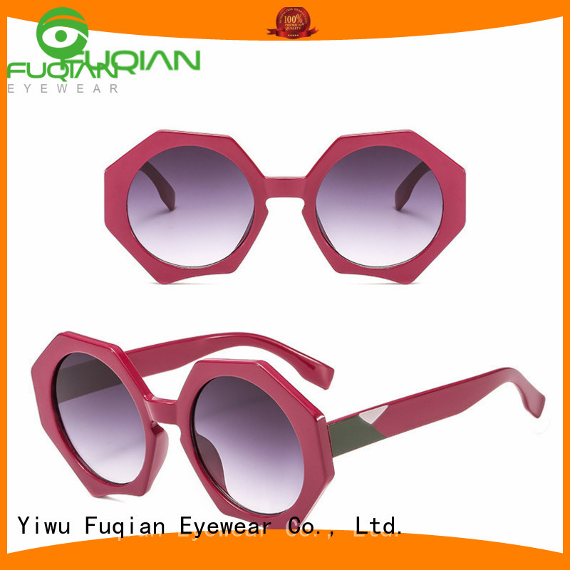 Fuqian polarized lens sunglasses customized