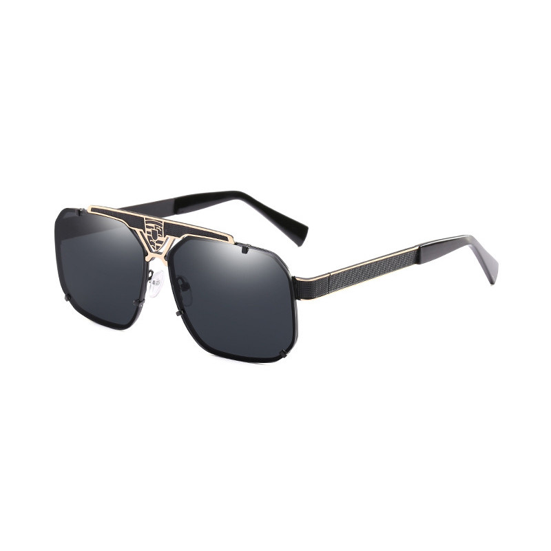 Brand Designer Men 2019 Square Frame DrivingWomen Shades Sunglasses
