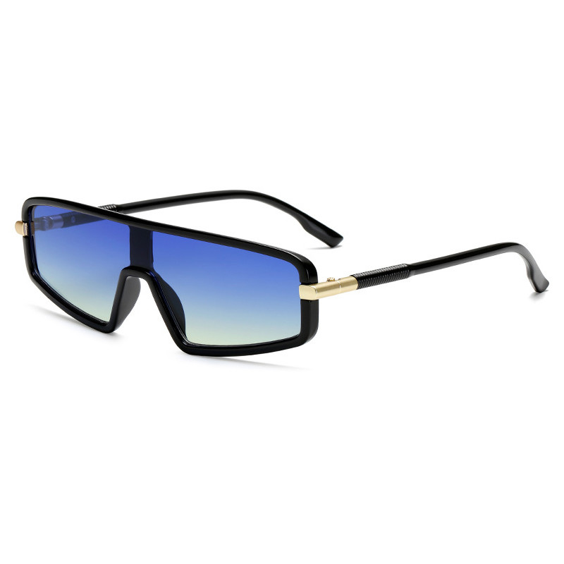 Fashion Men Small Square Frame Cheap Plastic Women Shades Sunglasses