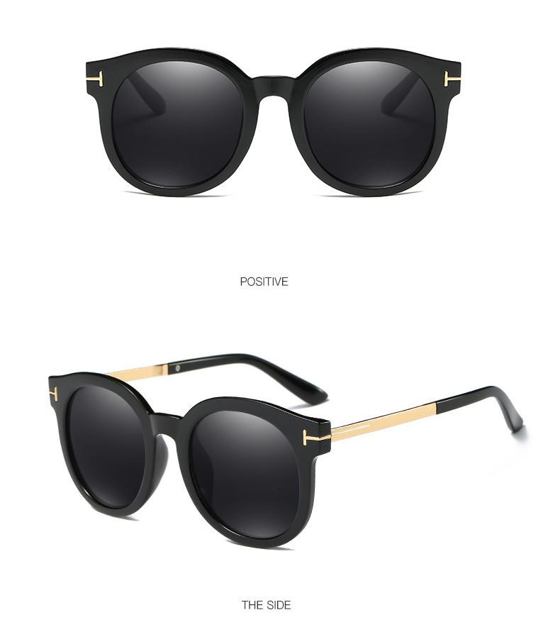 Cool Dazzle Round Metal Frame Women Mirror Shades Men Unisex Sunglasses