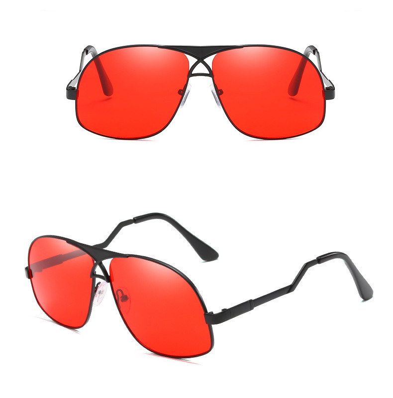 Fashion Round Metal Frame Designer UV400 Women Men Unisex Sunglasses
