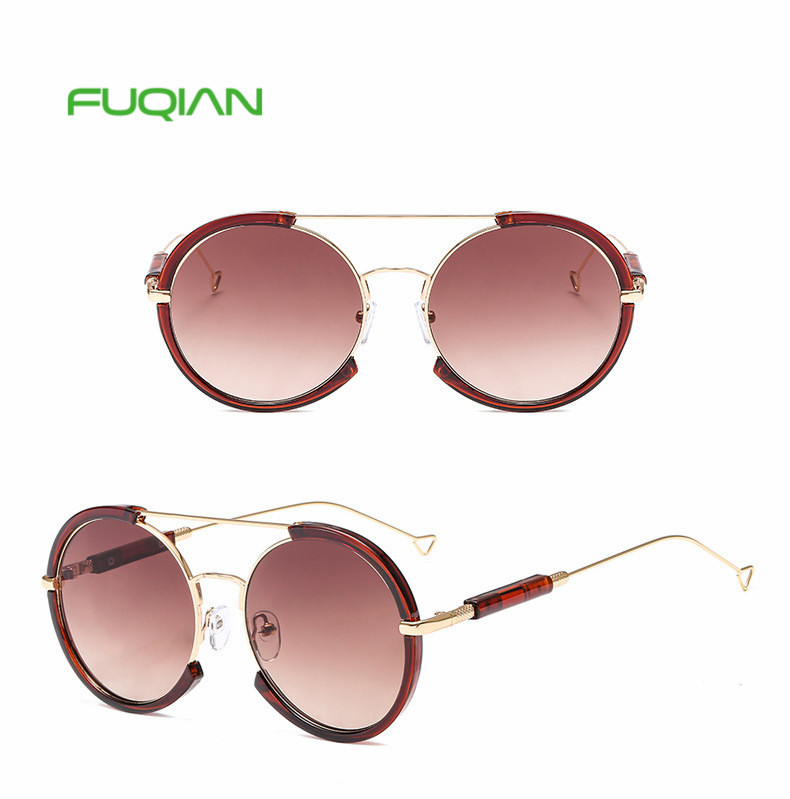 2019 Fashion Street High Quality Glasses Snap Dazzle Colour Shades Gear Sunglasses