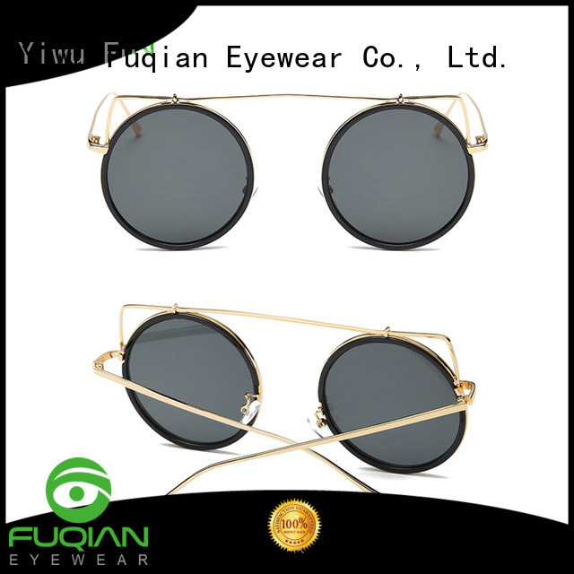 Fuqian serengeti sunglasses polarized customized for sport