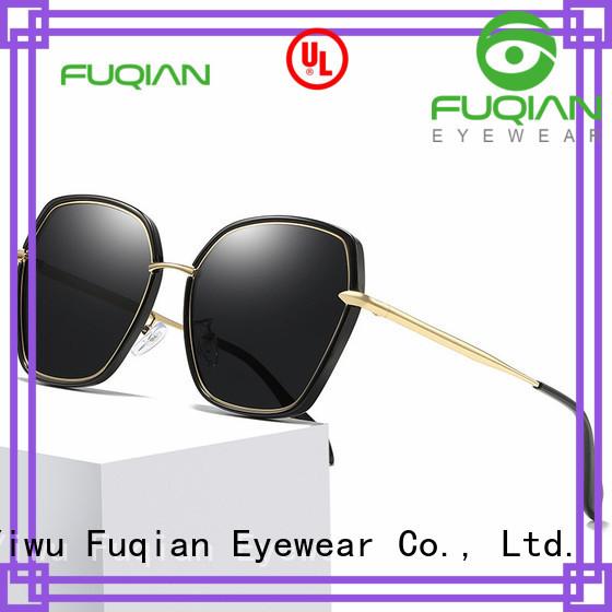 Fuqian girls cavalli sunglasses customized for racing