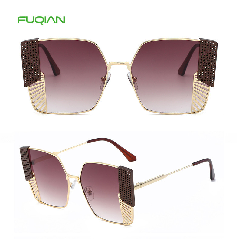 Customized Logo New Style Hollow Out Cat Eye Women Men SunglassesCustomized Logo New Style Hollow Out Cat Eye Women Men Sunglasses