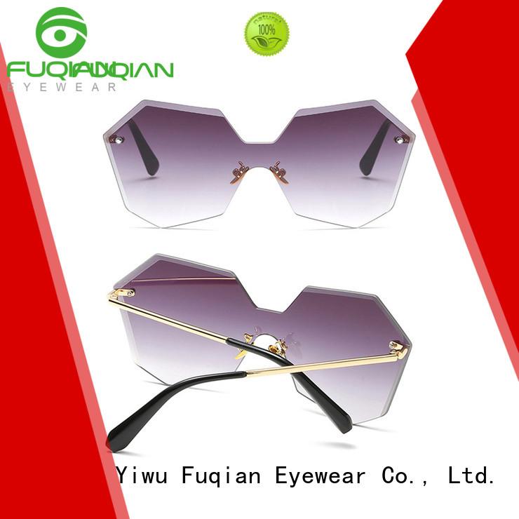 Fuqian High-quality ladies polarised sunglasses ask online for women