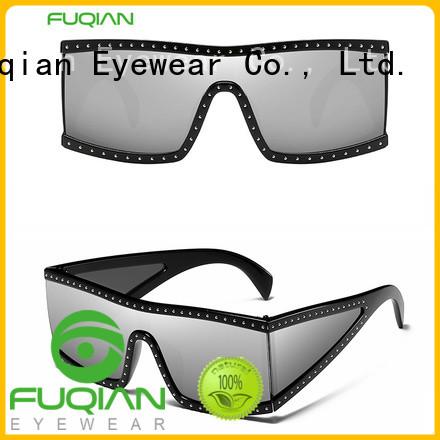 New gold rim sunglasses for womens Supply for women