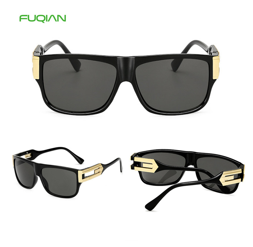 High Quality Hollow Out Metal Frame Square Cheap Men Women SunglassesHigh Quality Hollow Out Frame Square Cheap Men Women Sunglasses