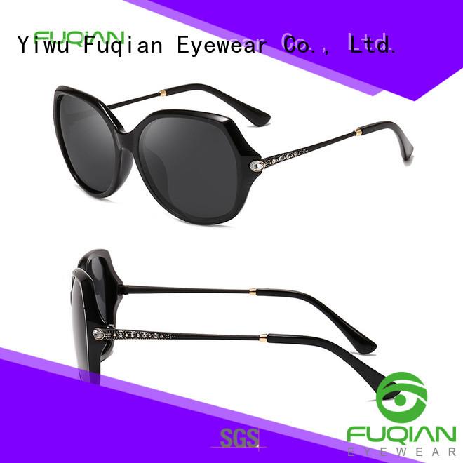 Fuqian clearance sunglasses customized for women