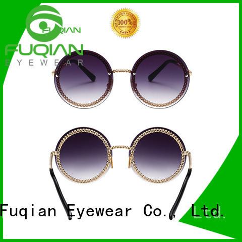 Fuqian High-quality women sunglasses for business