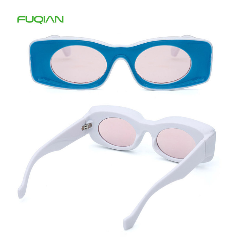 Customized LOGO Unique Cheap Plastic Oval OEM Square Women Men SunglassesCustomized LOGO Unique Cheap Plastic Oval Square Women Men Sunglasses