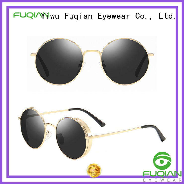Fuqian stylish how to polarize sunglasses company for sport