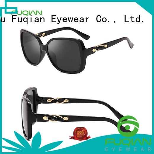Fuqian girls dark polarized sunglasses Supply for sport