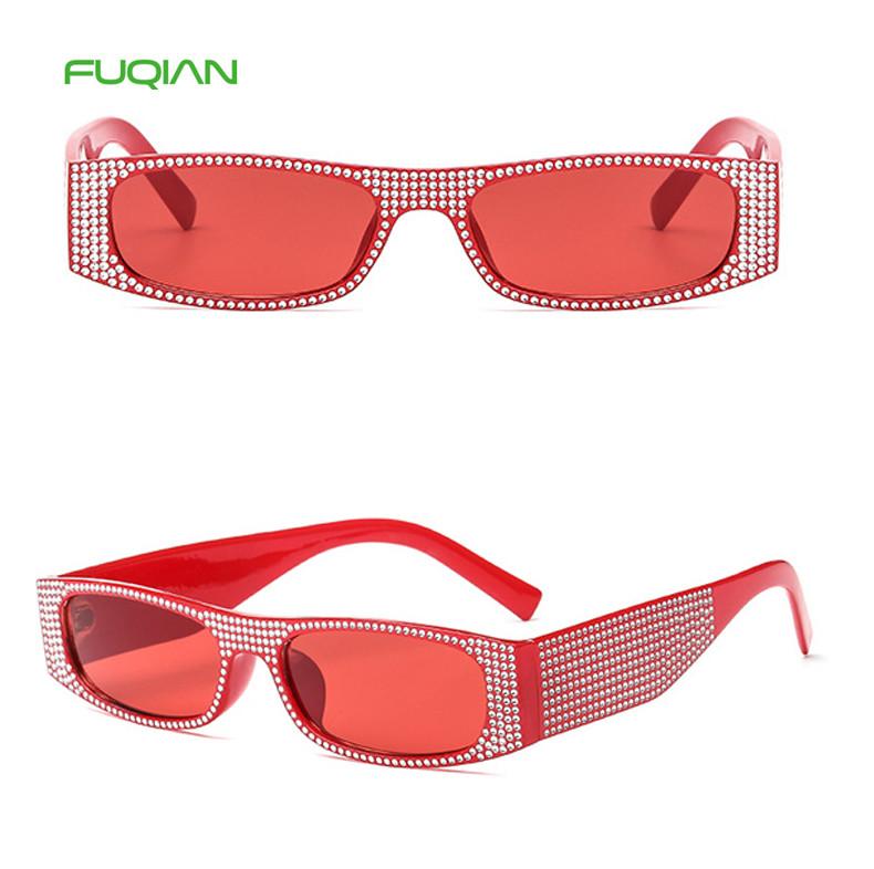 Easy Match Custom Logo Printing Square DiamondWomen Men SunglassesEasy Match Custom Logo Printing Square Diamond Women Men Sunglasses