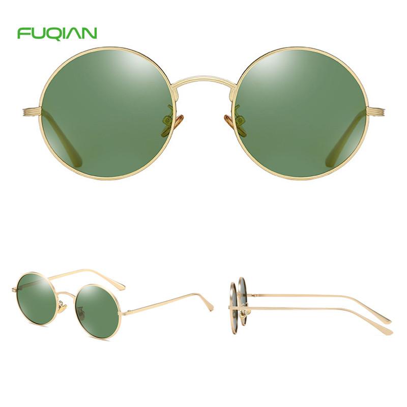 Wholesale 2019 Hippie Metal Frame Round Polarized Men Women SunglassesWholesale 2019 Hippie Metal Frame Round Polarized Men Women Sunglasses