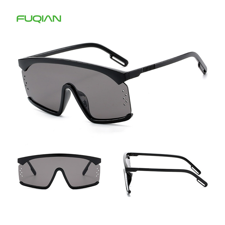 2019 Hollow Out Lens Colorful Semi Rimless Men Women One Piece Sunglasses2019 Hollow Out Lens Colorful Semi Rimless Men Women One Piece Sunglasses