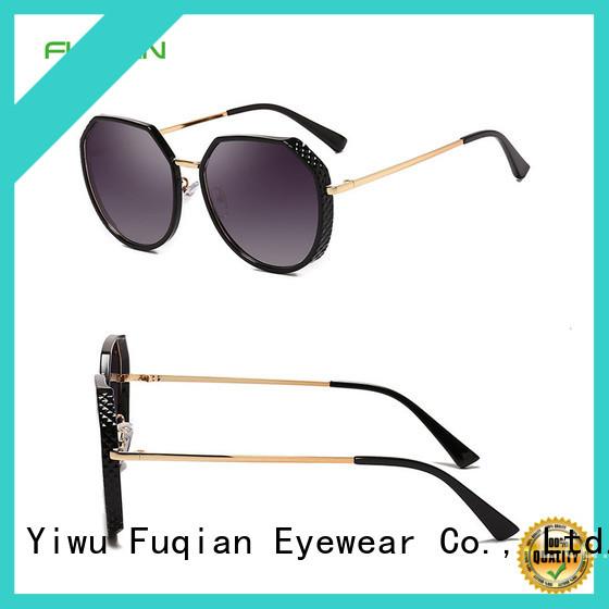 Fuqian designer sunglasses for women customized for sport
