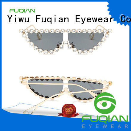 Fuqian free sunglasses Supply for sport