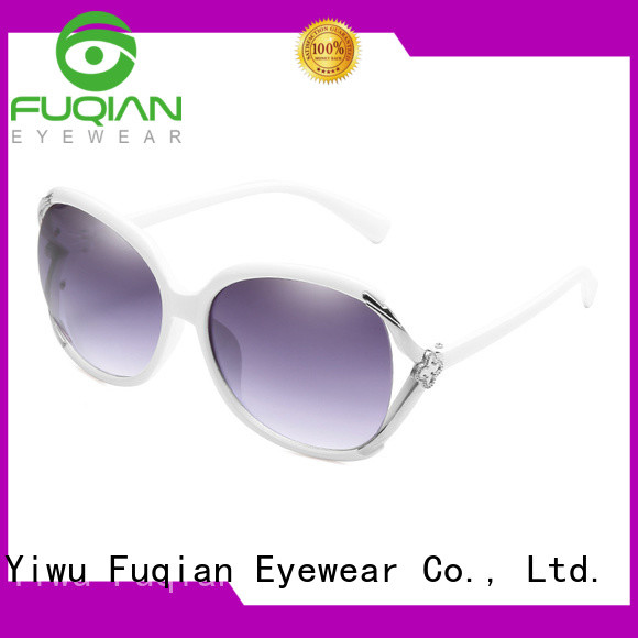 Fuqian Top mirrored sunglasses women Supply
