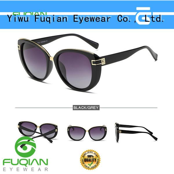 Fuqian polarized sunglasses for women factory for racing