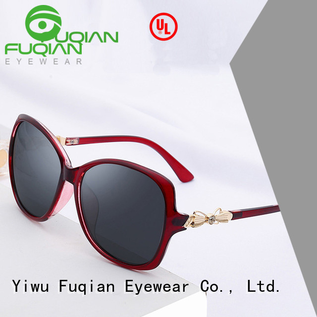 Fuqian Custom polaris sunglasses company for sport