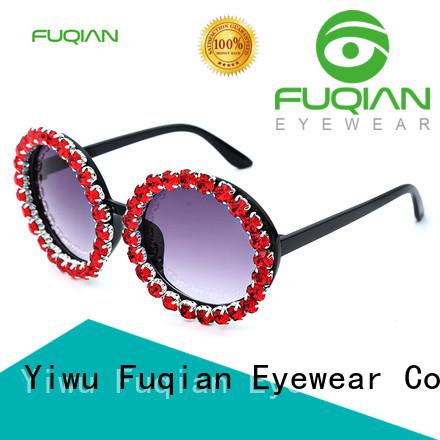 Fuqian stylish sunglasses for womens Supply