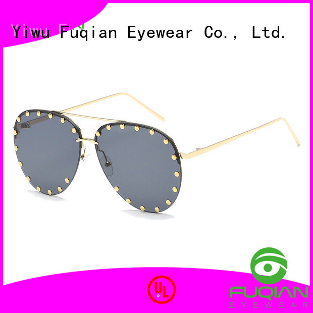 Fuqian how to polarize sunglasses factory for racing
