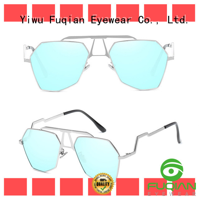 Fuqian glass lens polarized sunglasses Suppliers for sport