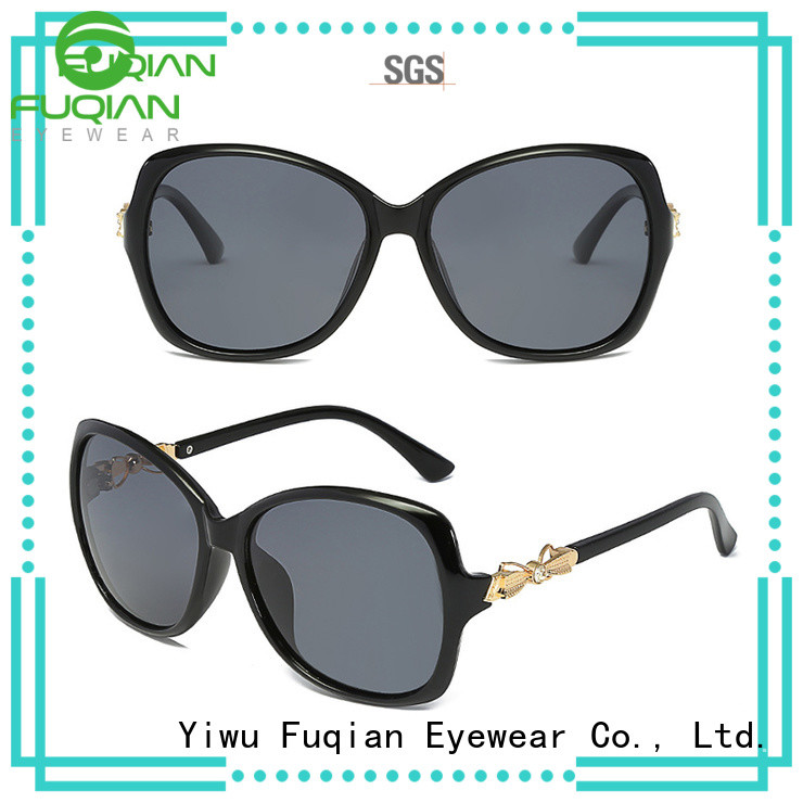 Fuqian Custom stylish sunglasses for womens customized