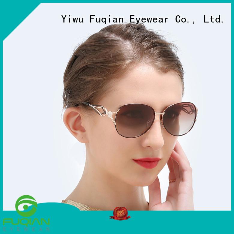 Fuqian killer loop sunglasses for business for women