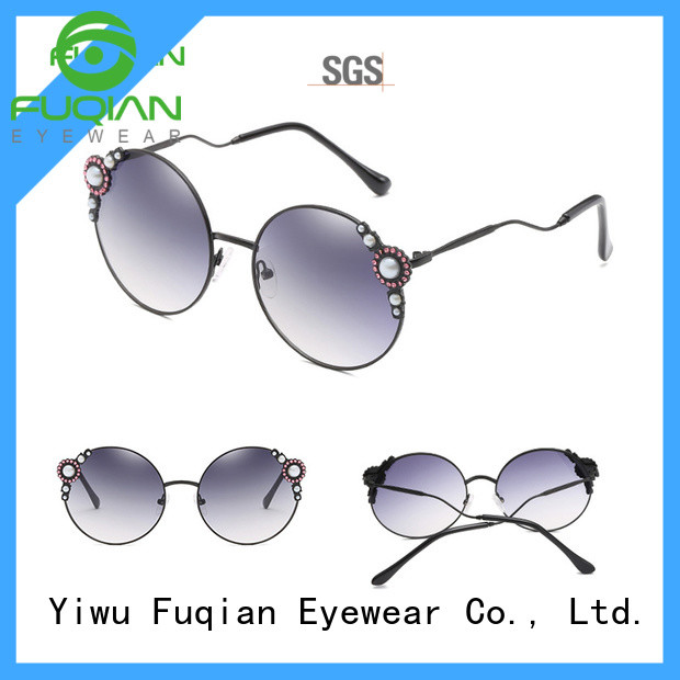 Fuqian polarized sunglasses sale for business for racing