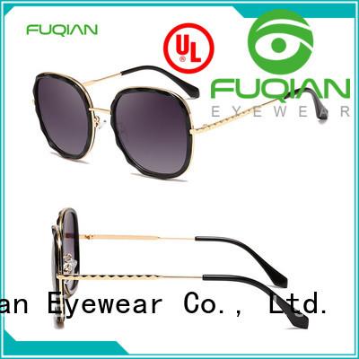 Fuqian female shades sunglasses customized