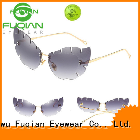 Fuqian what do polarized sunglasses do Supply for lady