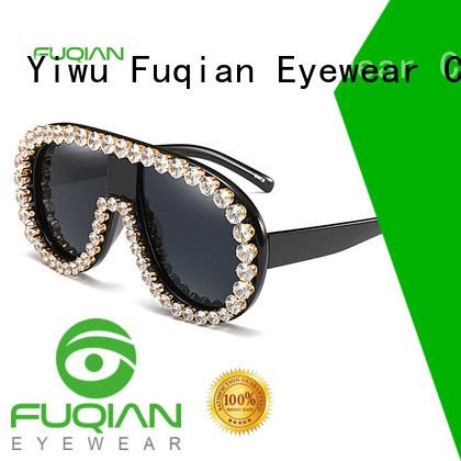 Fuqian sunglasses for girls customized for sport