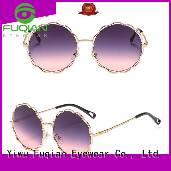 Fuqian lightweight clearance sunglasses manufacturers for lady