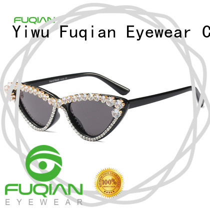 Fuqian women round sunglasses women Suppliers for women