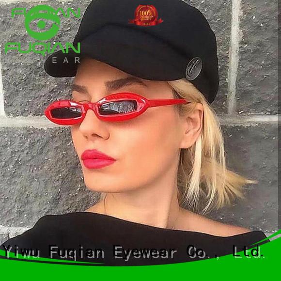 Fuqian lightweight mens designer sunglasses sale buy now for racing