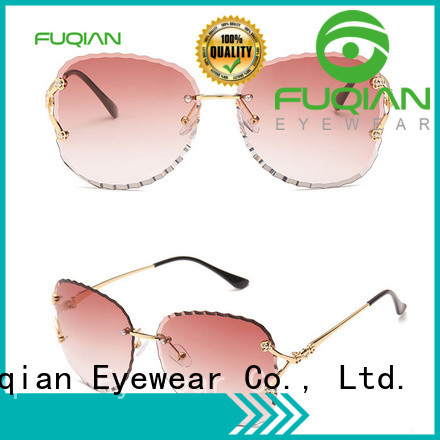 Fuqian High-quality women's polarized mirrored sunglasses ask online for racing